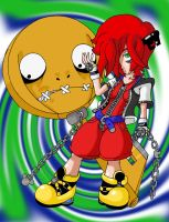 the ultimate keyblade by narutoshinigami