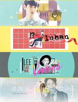 150225 Banner X 4 by KFORWHAT