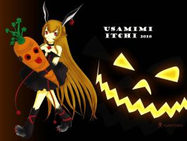 Usamimi halloween ver. by It-chi