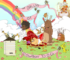 The Ballad Of Cowboy Dog by thrill-house