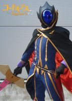 Code Geass - Mask of Zero. by Dreus76