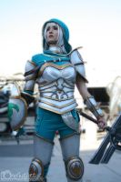 Redeemed Riven Cosplay 3 by OneShotArtist