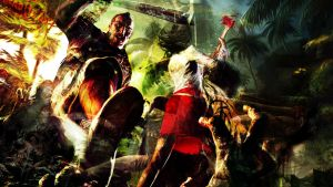 Dead Island - Wallpaper HD by Speetix