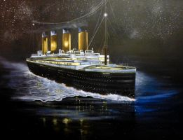 Titanic by Vikkihastings1987