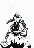 kratos by maxtraverso