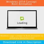 Windows 2014 Concept Boot Animation by AniketRane