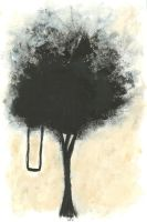 Tree Painting by Red-Parrot
