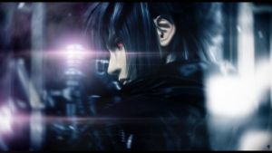 Noctis - Final Fantasy XV Wallpaper by nux-customz