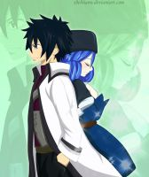 LIGHTS (Gray x Juvia) Fairy Tail by xBebiiAnn