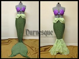 Convertible Swimming/Walking Mermaid Tail by Durnesque