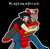 Couple: BlasterxPilot by miraibaby