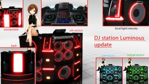 DJ station party version update by aittel