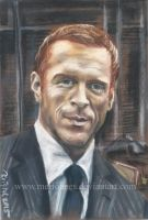 Damian Lewis by merionees