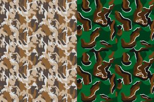 USCM Camo Patterns by GuiMontag