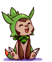 Chespin by InYourFridge
