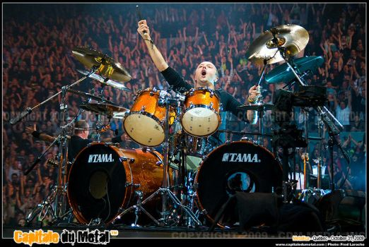 Metallica in Quebec by Larf03