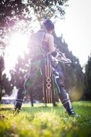 Dynasty Warriors 7 / Guan Suo by yochris72