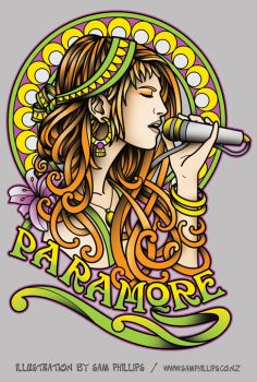 Paramore by Sam-Phillips-NZ