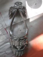 Ezio Gauntlet WIP by RageKittenDesigns