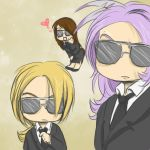 Secret Agents by Karacoon