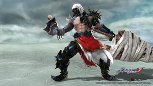 Nightmare - Soul Calibur 5 - 9 by SOLDIER-Cloud-Strife