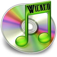 Wicked iTunes Icon by oalouba