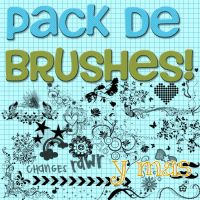 Pack Brushes(1) by overboardpeople