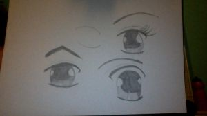 As you can see, i like eyes :D by HaileyHomocide