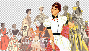 Fashion Pngs 2 by s3cretlady