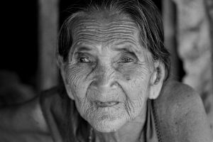 Old Woman by Thailand-Trip