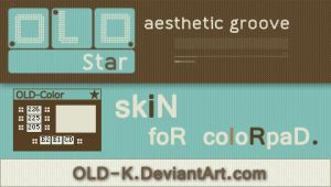 OLD-Color skin for ColorPad by OLD-K