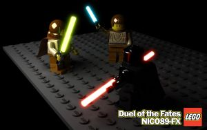 Duel of the Fates by nico89-fx