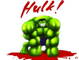 HULK by CoopahCraft