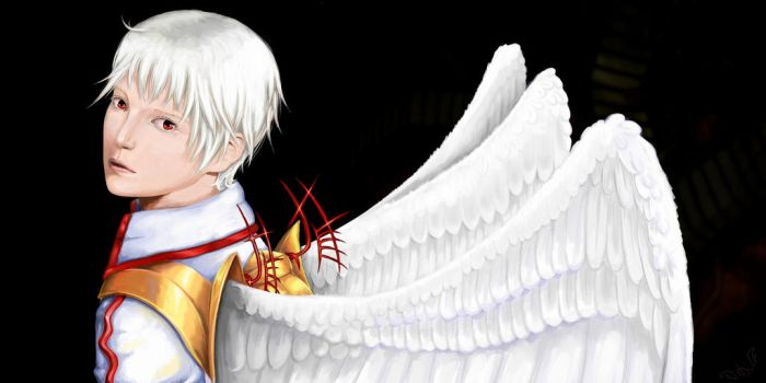 BAROQUE: Advanced Angel by neomelodramatic