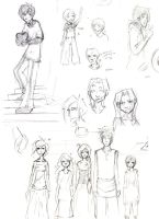 2010 Sketches by Aileen-Kailum