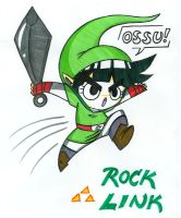 Rock Link 1 by Datalore