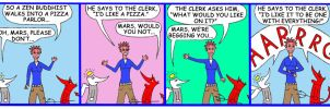 A Girl Named Mars 29 by Russotrot