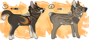 canine adopts (open) by coyotesoot