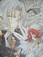 Trinity Blood by giulystar-chan