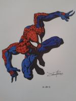 The Amazing Spider-Man by JetBlade101
