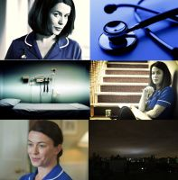 Eve Myles as Liz-- The Cat Lady Dreamcast by InuXKag4ever