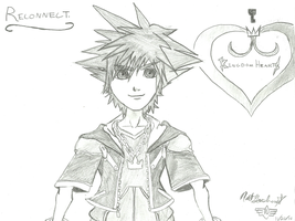 Reconnect: Kingdom Hearts by krazykyuubilv3