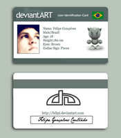 ID Card by Felipi