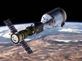 Apollo-Soyuz Test Project by Spaceguy5