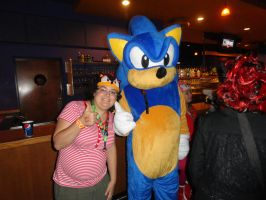 SB13: Me and Sonic by Soraply11