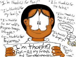 I'm Thankful by Mr-Toontastic