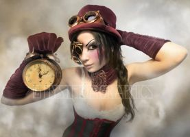 STEAMGIRL by YmiS