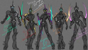 Guyvers Fem-Team5_WIP by Lucithea