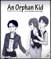 An Orphan Kid - Cover Art by Inigirl226
