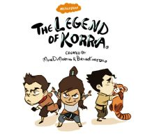 Legend of Korra - Chibi Shorts by tribute27